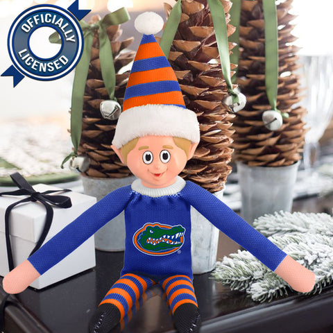Limited Edition Florida Gators Plush Elf