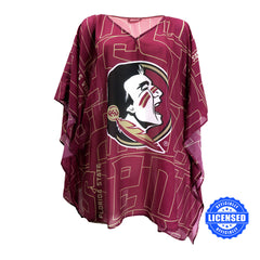 Just Released!  Officially Licensed Florida State Trace Caftan 2017 Edition