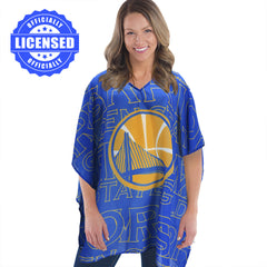 Just Released!  Officially Licensed Golden State Warriors Trace Caftan 2017 Edition