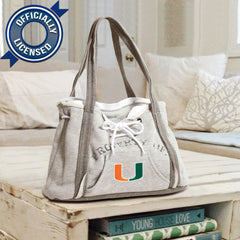 Officially Licensed Miami Hurricanes Hoodie Purse