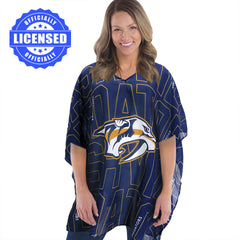 Just Released!  Officially Licensed Nashville Predators Trace Caftan 2017 Edition