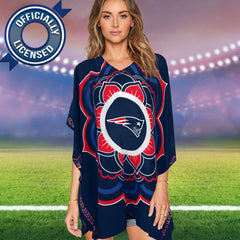 Limited Edition, Officially Licensed New England Patriots Caftan