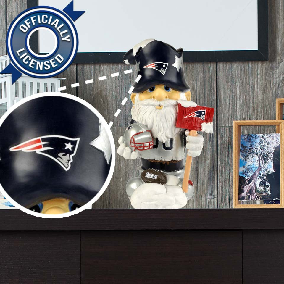 Officially Licensed New England Patriots Gnome