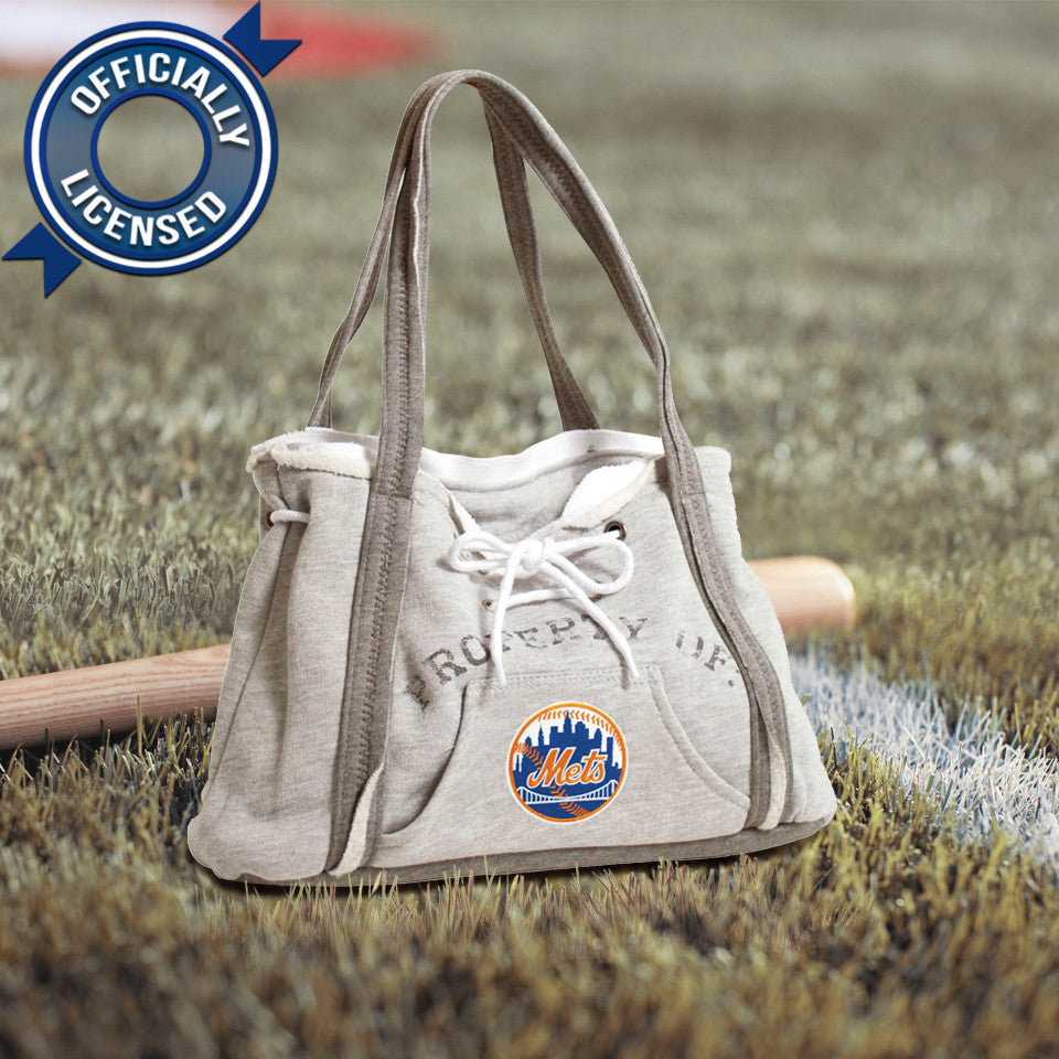 the best attitude b7593 8e2fc Officially Licensed New York Mets Hoodie Purse