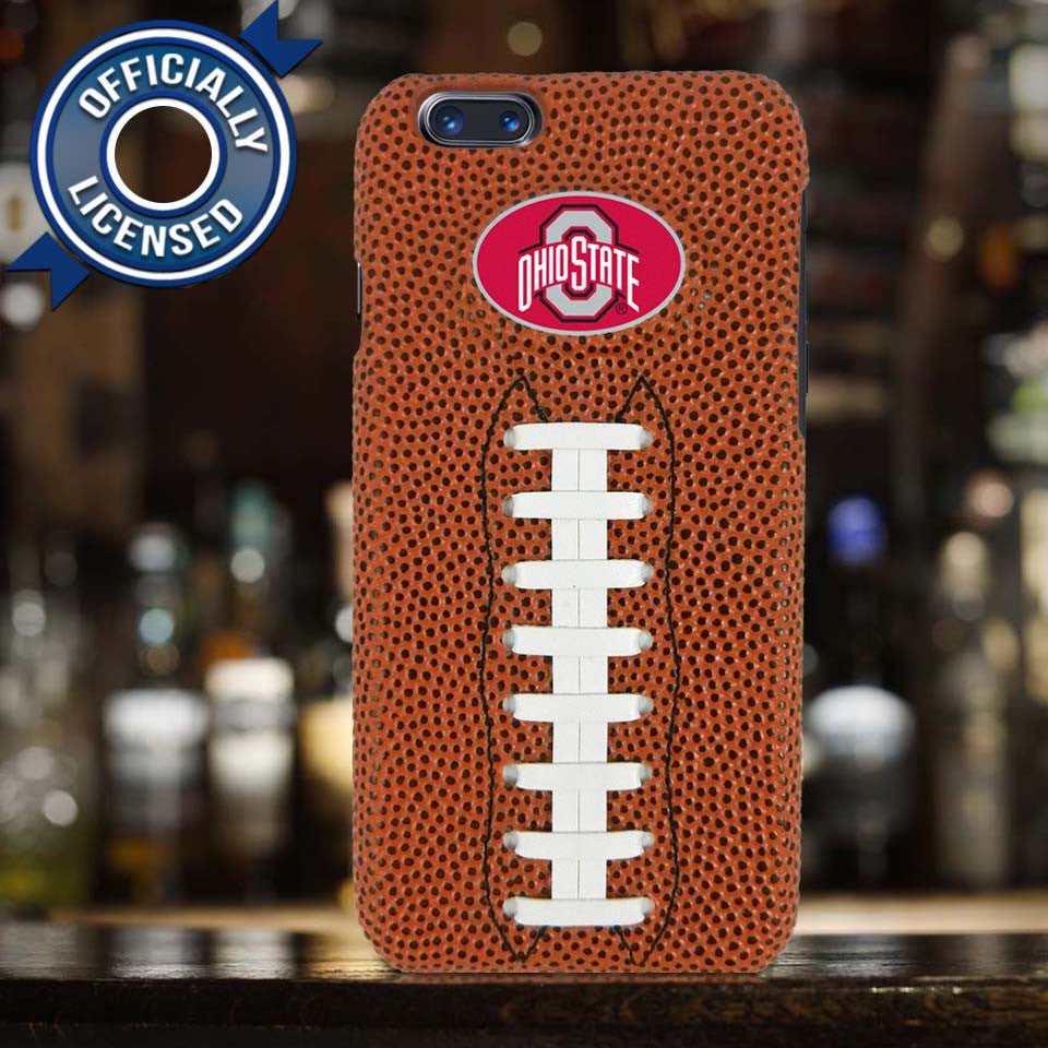 Officially Licensed Ohio State Buckeyes iPhone Case