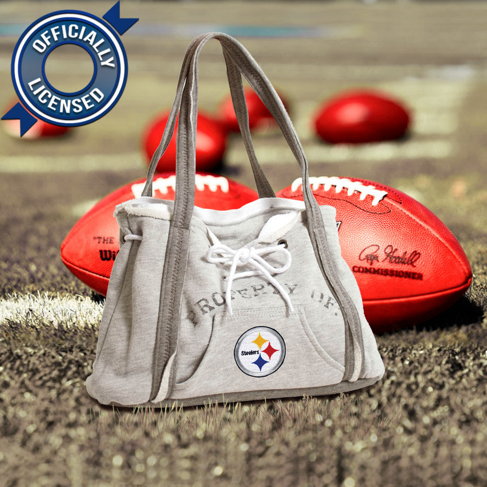 Officially Licensed Steelers Hoodie Purse