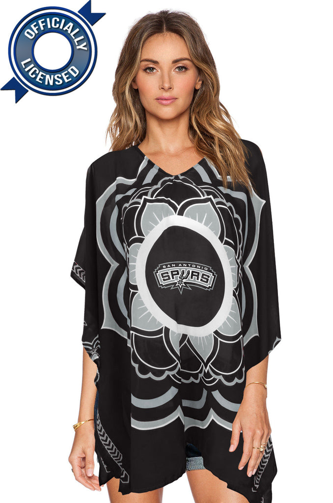 Limited Edition, Officially Licensed San Antonio Spurs Caftan
