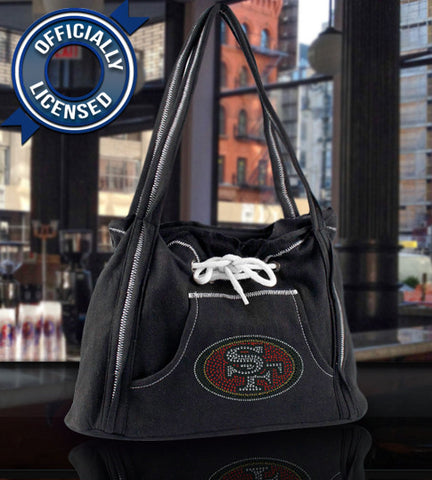 49ers Hoodie Purse - FREE Shipping for Mother's Day