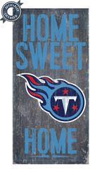 Officially Licensed Tennessee Football Home Sweet Home Sign