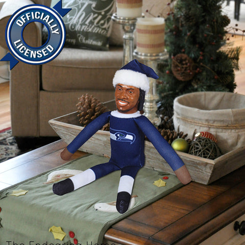 Limited Edition Seattle Seahawks Richard Sherman Plush Elf