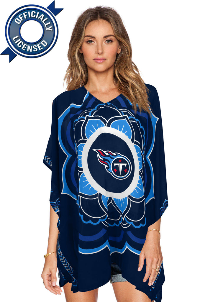 Limited Edition, Officially Licensed Tennessee Titans Caftan