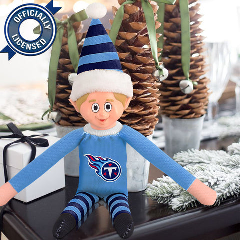 Limited Edition Tennessee Titans Plush Elf