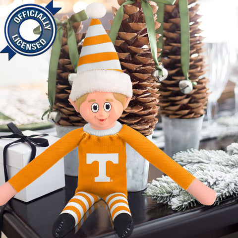 Limited Edition Tennessee Volunteers Plush Elf