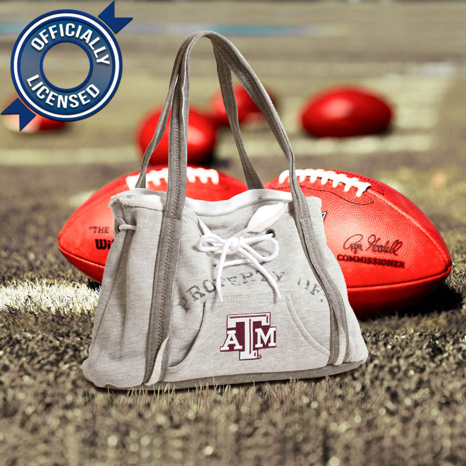Officially Licensed Texas A&M Hoodie Purse