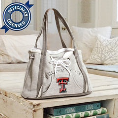 Officially Licensed Texas Tech Hoodie Purse