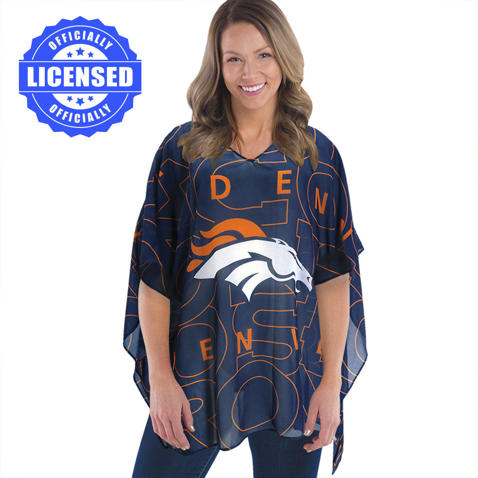 Just Released!  Officially Licensed Denver Trace Caftan 2017 Edition