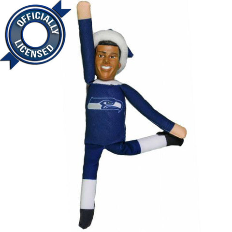Limited Edition Seattle Seahawks Russell Wilson Plush Elf