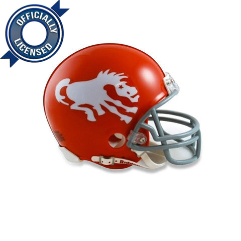 Denver Broncos 1962-1965 Throwback Mini Helmet