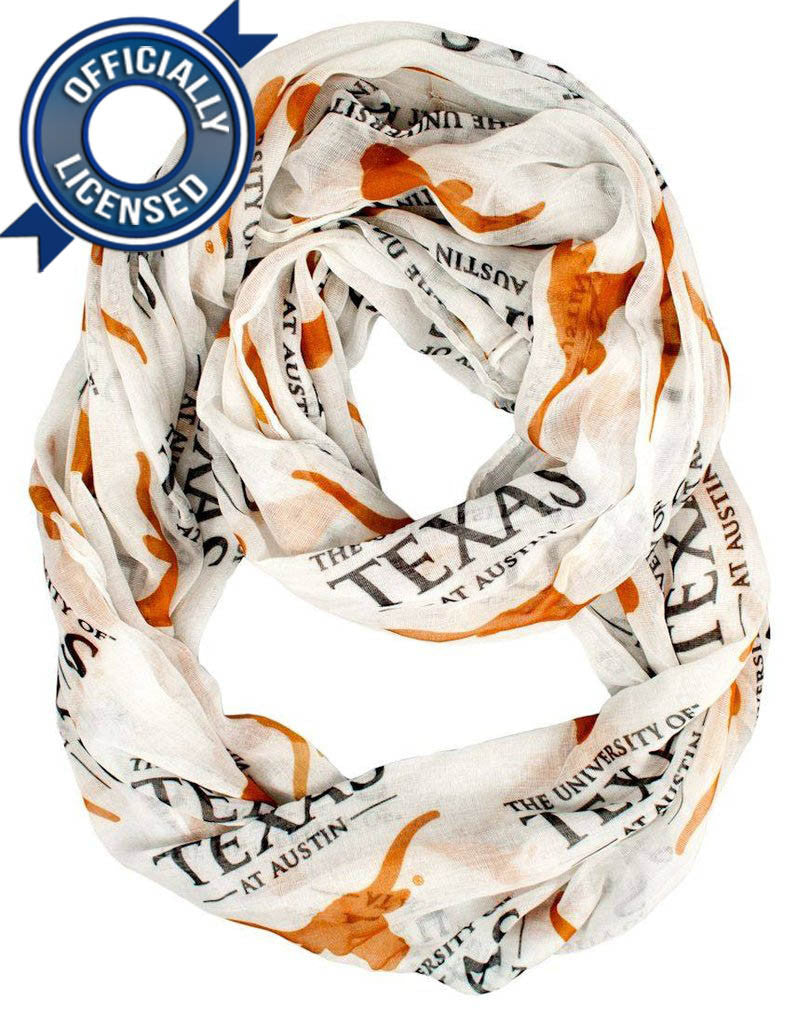 Officially Licensed Horns Infinity Scarf