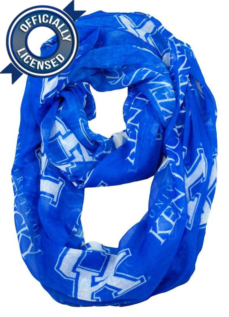 Officially Licensed Wildcats Infinity Scarf