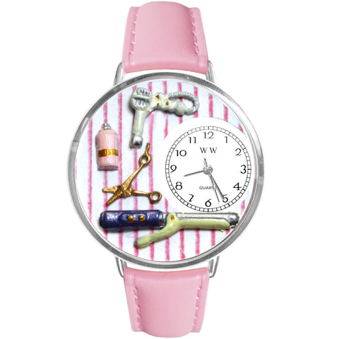 Hand-crafted Custom Hairstylist Watch
