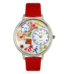 Watch - Hand-crafted Custom Preschool Teacher Watch