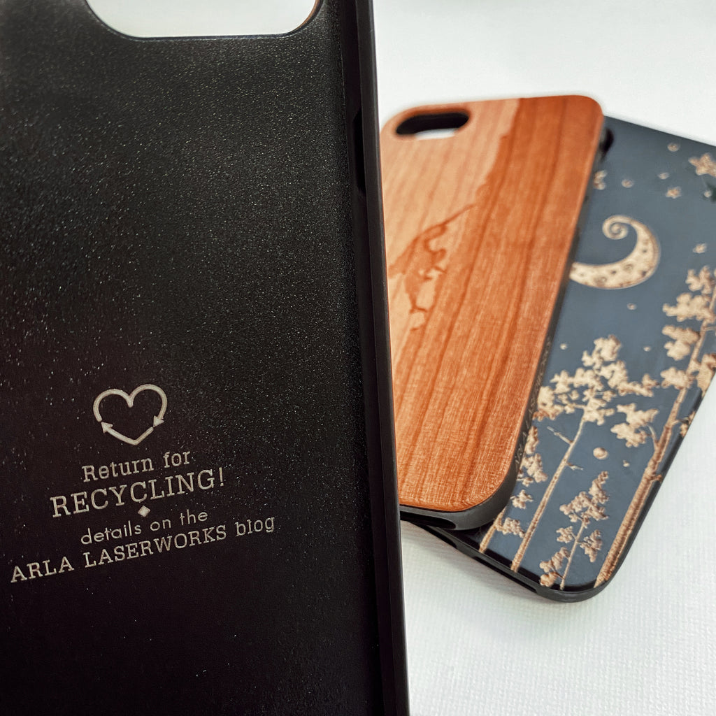 Phone Case Recycling Program