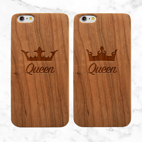 Queen Phone Case Set