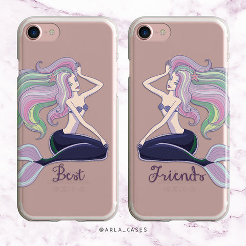 Best Friends Mermaid Set