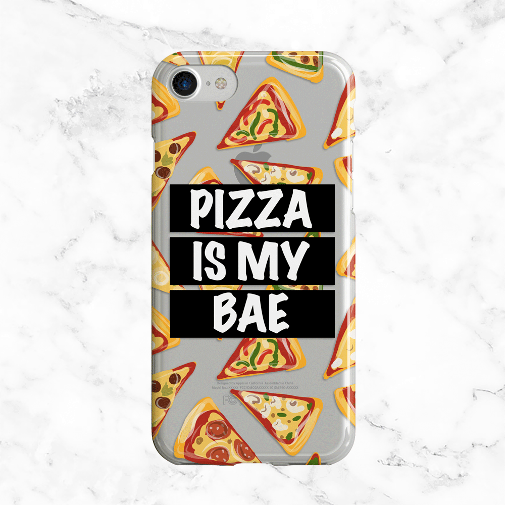 Pizza is my Bae Valentines Day Phone Case