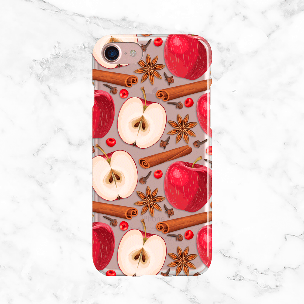 Apples and Cinnamon iPhone 7 Case
