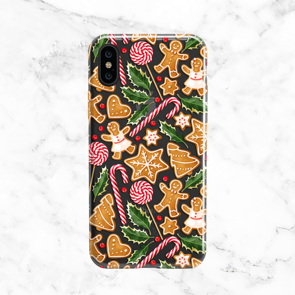 Christmas Cookies iPhone X Case