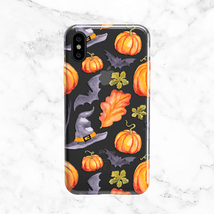 Halloween iPhone X Case