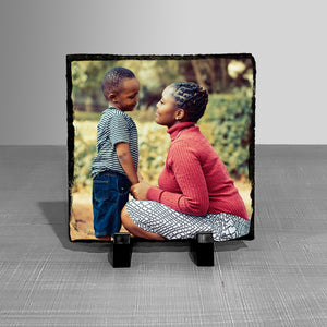 "7.5"" Square Photo Plaque"
