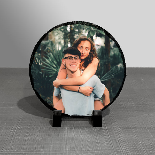 "6"" Round Photo Plaques"