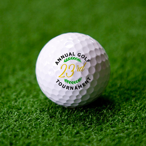 Cheap Custom Logo Golf balls