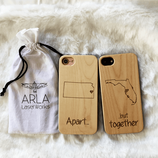 LDR Phone Case Set - Apart but Together