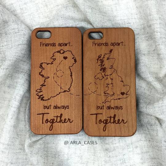 LDR Friendship Phone Case Set