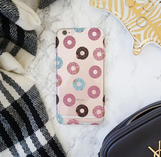 Donut Phone Case