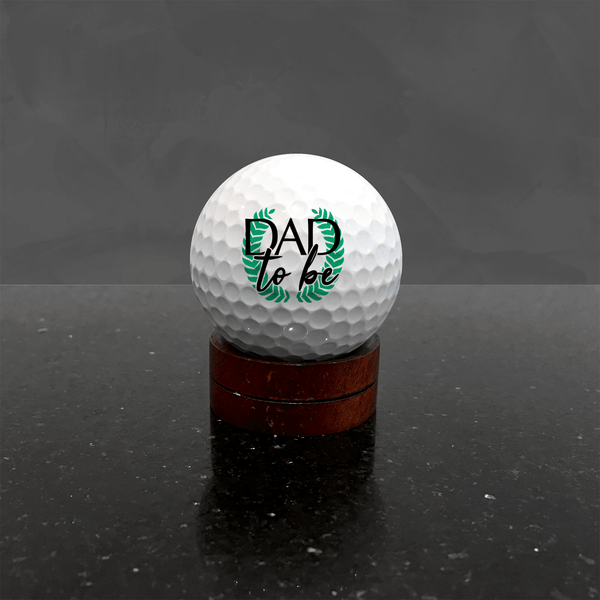 Dad to Be Golf Ball