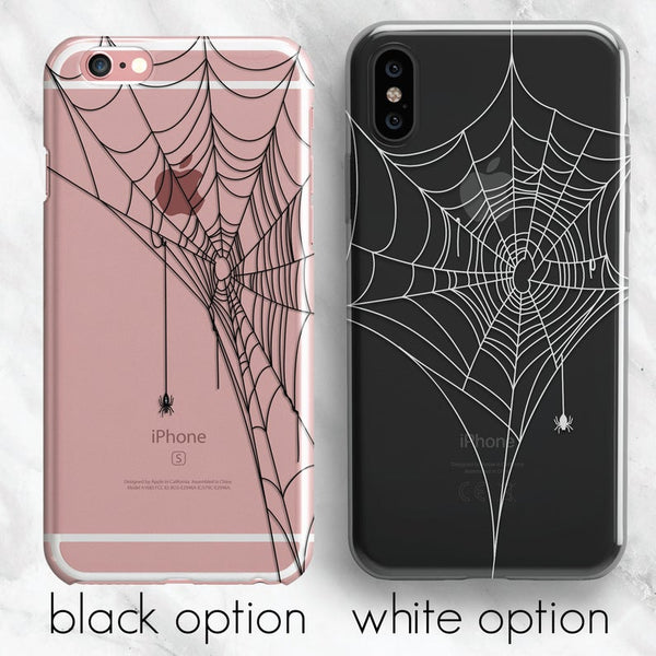 Spiderweb Phone Case