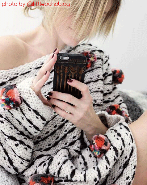 @littlebohoblog phone case