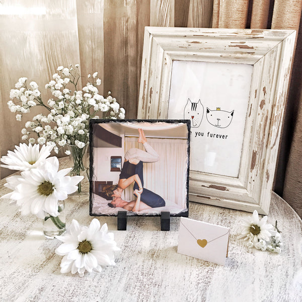 "5.5"" Square Photo Plaque"