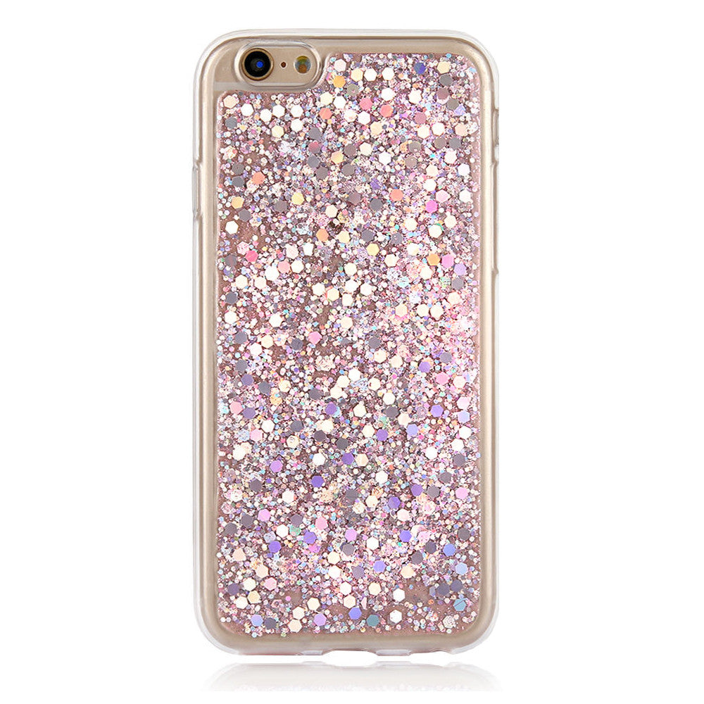 Bride Pink Glitter Phone Case