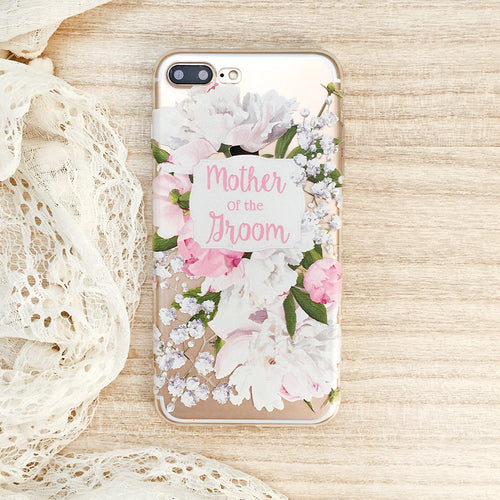 Mother of the Groom Phone CAse