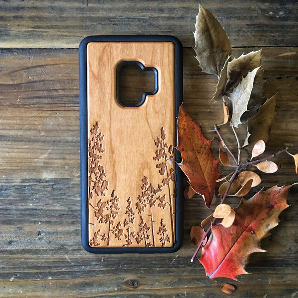 Forest Wood Phone Case
