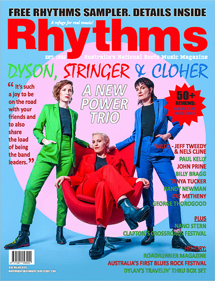 RHYTHMS SUBSCRIPTION - ONE YEAR DIGITAL