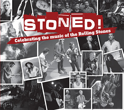 OVERSEAS CUSTOMERS GET STONED! CELEBRATING THE MUSIC OF THE ROLLING STONES