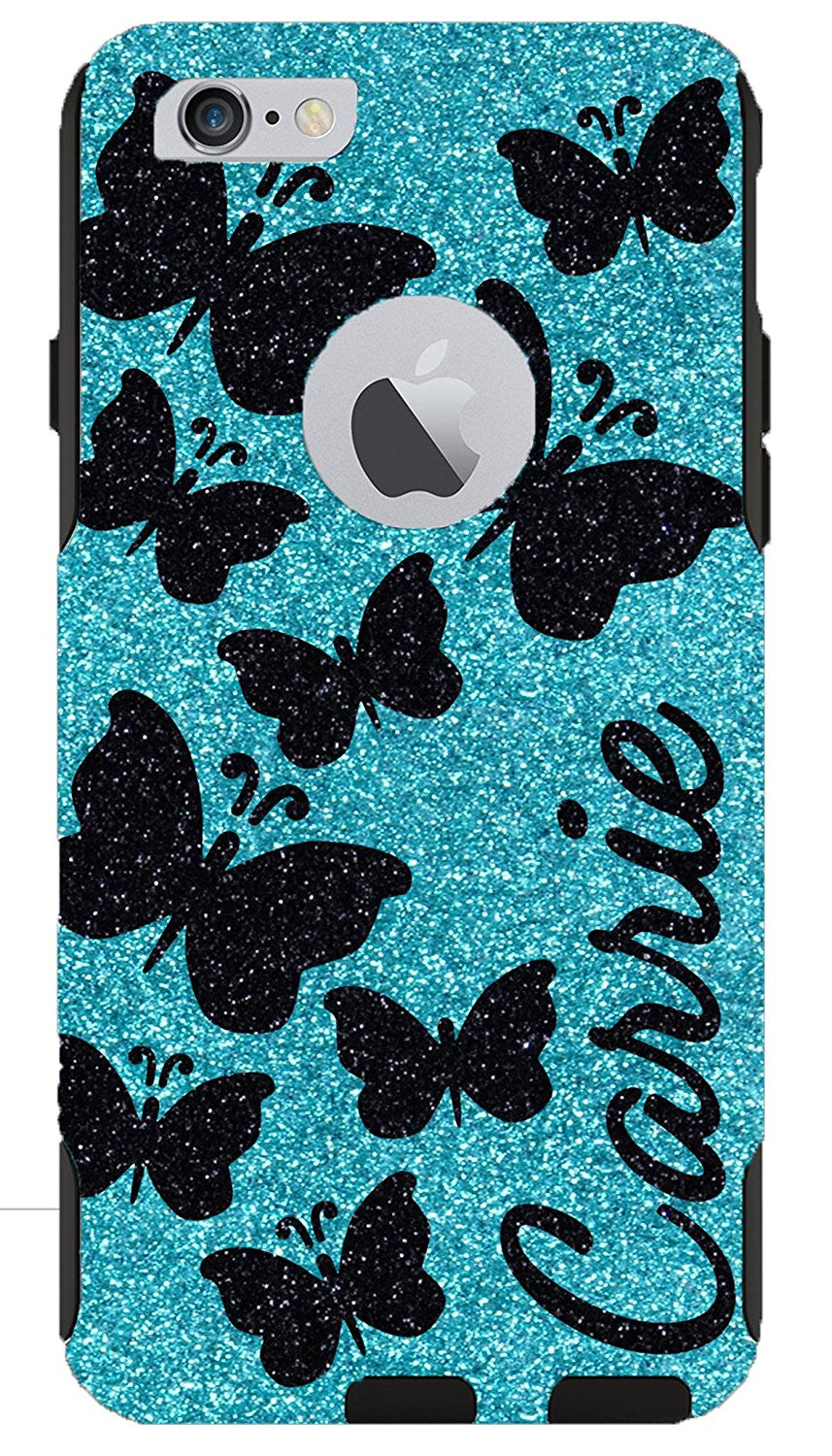 iphone 6 6s case otterbox commuter series custom glitter case for