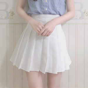 Japanese Sweet Pleated Skort SE7985